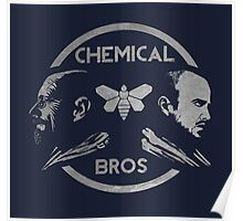 Chemical Bros Poster