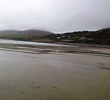 Inch Strand, West Cork, Ireland by Maire Morrissey-Cummins