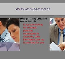 Strategic Planning Consultants Western Australia by tonbarring54
