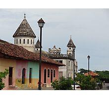 Granada, Nicaragua Photographic Print