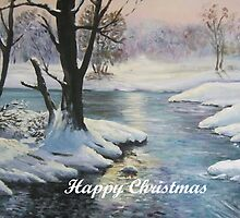 Happy Christmas by Marion Clarke