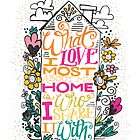 WHAT I LOVE MOST ABOUT MY HOME... by Matthew Taylor Wilson