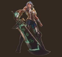 League of Legends - Riven 2 by Haranteal