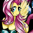 FlutterShy by AngelTripStudio