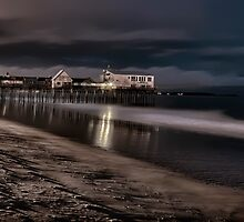 Tide Wanders Out by Richard Bean