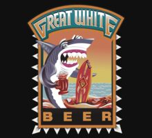 Great White Beer by goldencage