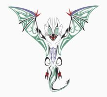 Tribal Noivern by Kaegro