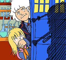 The Third Doctor by Peirwin