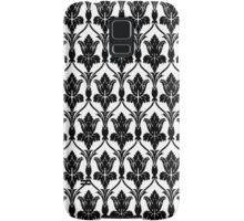221b Baker St Wallpaper (1 of 2) Samsung Galaxy Case/Skin