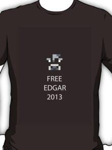 Free Edgar T-Shirt