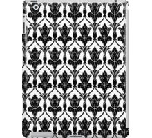 221b Baker St Wallpaper (1 of 2) iPad Case/Skin