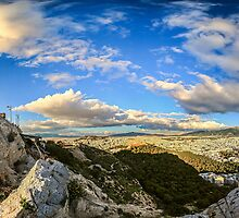 360 degrees of Athens by Sotiris Papadimas
