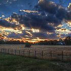 Country Sunset by Joel Bramley