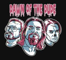 Dawn of the Dude by kazkami