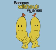 Bananas without Pyjamas??? by lemontee