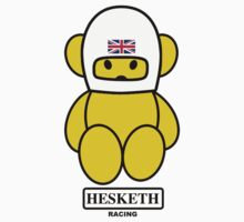HESKETH BEAR by geawje