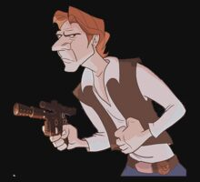 han solo by s1lv1us