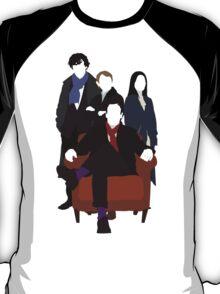 Consulting Detectives - Sherlock/Elementary T-Shirt
