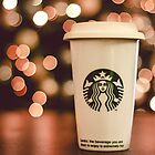 Chritmas starbucks by ARIANA1985