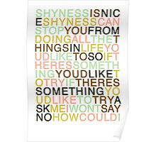 Ask - The Smiths Poster