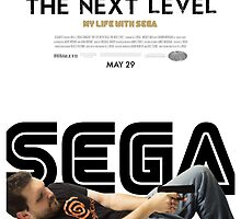 My Life with SEGA - The Next Level Poster by SEGAbits