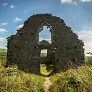 Hen Eglwys - The Chapel Ruins of Margam by digihill