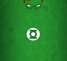 Green Lantern by Jason333