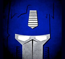 Optimus Prime by Jason333