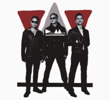 Depeche Mode #1 by RockBoss