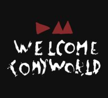 "Depeche Mode: ""Welcome To My World"" by RockBoss"
