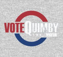 VOTE OR JOE DIAMOND QUIMBY by Stuntmandesign