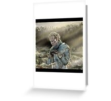 Agincourt Aftermath Greeting Card