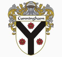 Cunningham Coat of Arms/Family Crest by William Martin