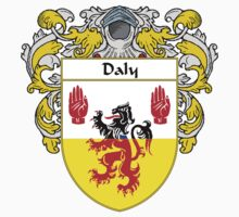 Daly Coat of Arms/Family Crest by William Martin