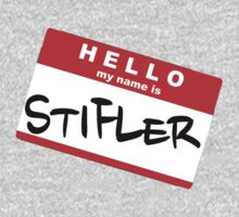 my name is stifler by feeb