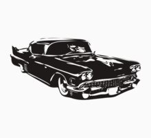Cadillac by SeijiArt