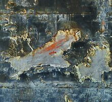 Excavator Art  by PictureNZ