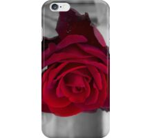 Passion red iPhone Case/Skin