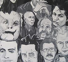 the many faces of Gary Oldman by gjniles