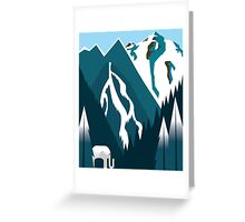White Elephant Gift Greeting Card