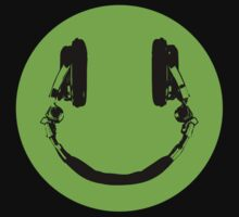 "Smiley DJ ""color"" by Thomas Jarry"