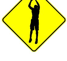 Basketball Jump Shot Crossing by kwg2200
