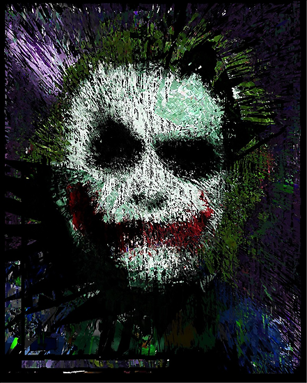 The Joker by brett66