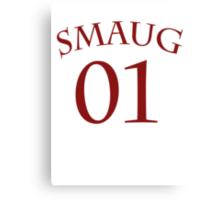 SMAUG 01 Canvas Print