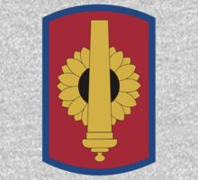 US 130th Field Artillery- Golden Cannon by cadellin