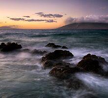 Western Shores, Maui by Michael Treloar