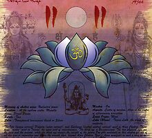 Ajna Chakra by satyakam