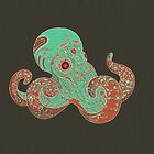 Camouflage of the Octopi by Mikael Biström