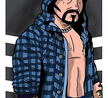 Perry Saturn by bobdahlstrom