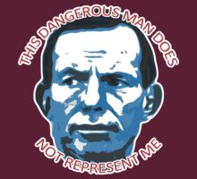 Tony Abbott Does Not Represent Me by portispolitics